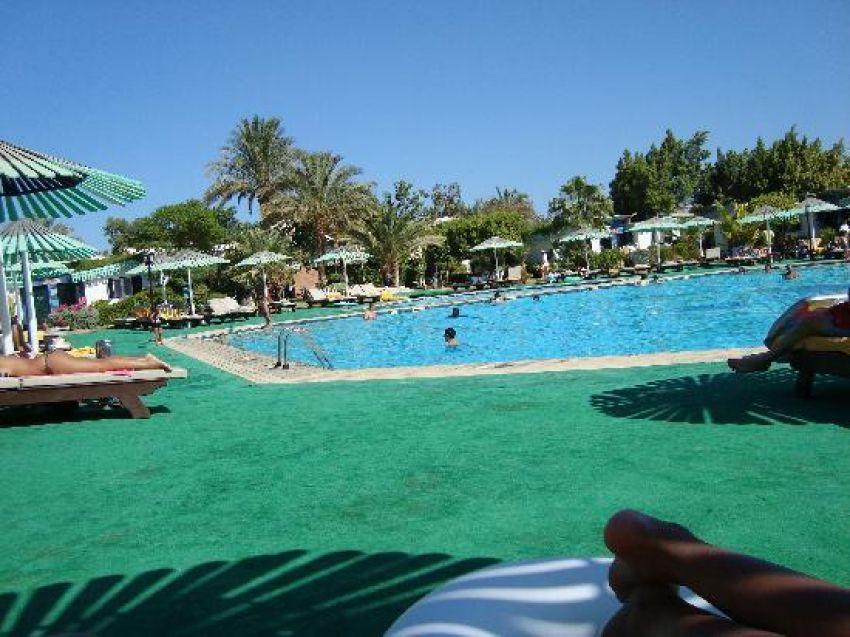 Mijn Reisbureau - Ghazala Beach****, Sharm El Sheikh