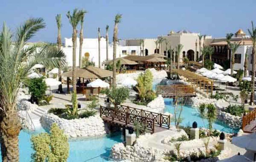 Mijn Reisbureau - Ghazala Gardens****, Sharm El Sheikh