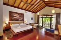 ROBINSON Club Maldives, kamer